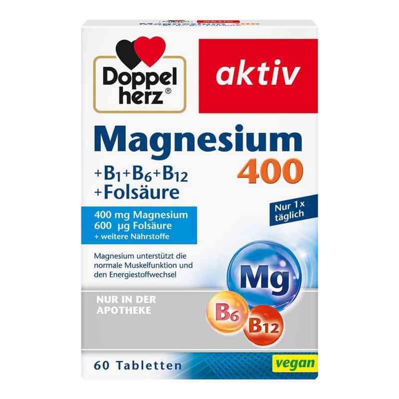 Doppelherz Magnesium 400 mg Tabletten  bei deutscheinternetapotheke.de bestellen
