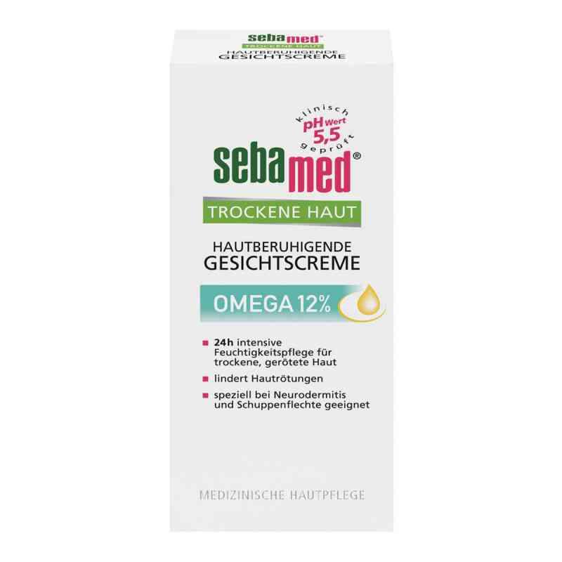 Sebamed Trockene Haut Omega 12% Gesichtscreme  bei deutscheinternetapotheke.de bestellen