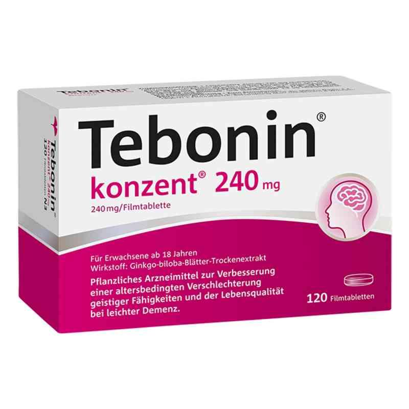 Tebonin konzent 240mg  bei deutscheinternetapotheke.de bestellen