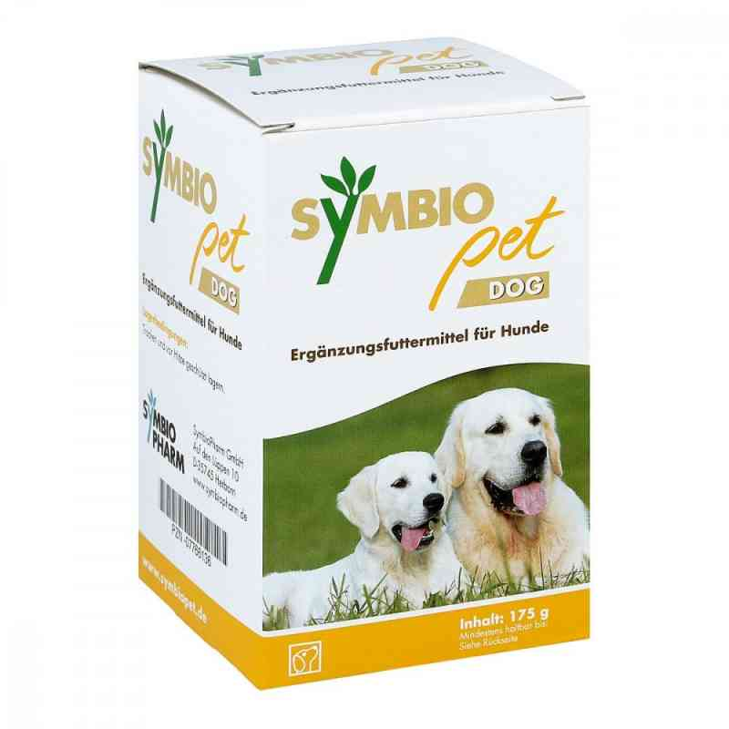 Symbiopet dog Ergänzungsfuttermittel für Hunde  bei deutscheinternetapotheke.de bestellen