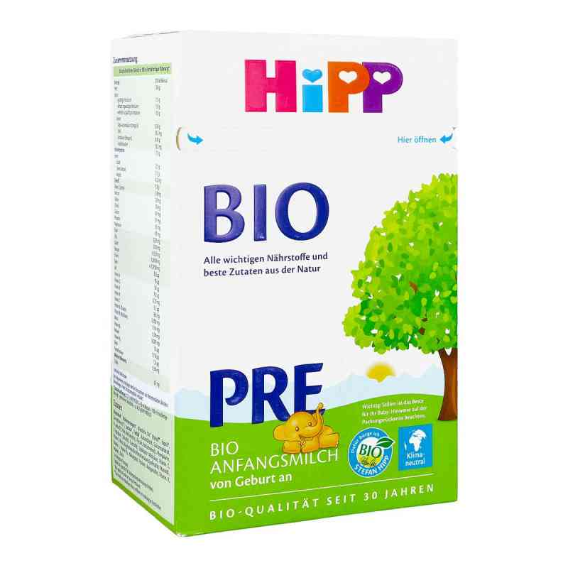 Hipp Pre Bio Anfangsmilch  bei deutscheinternetapotheke.de bestellen