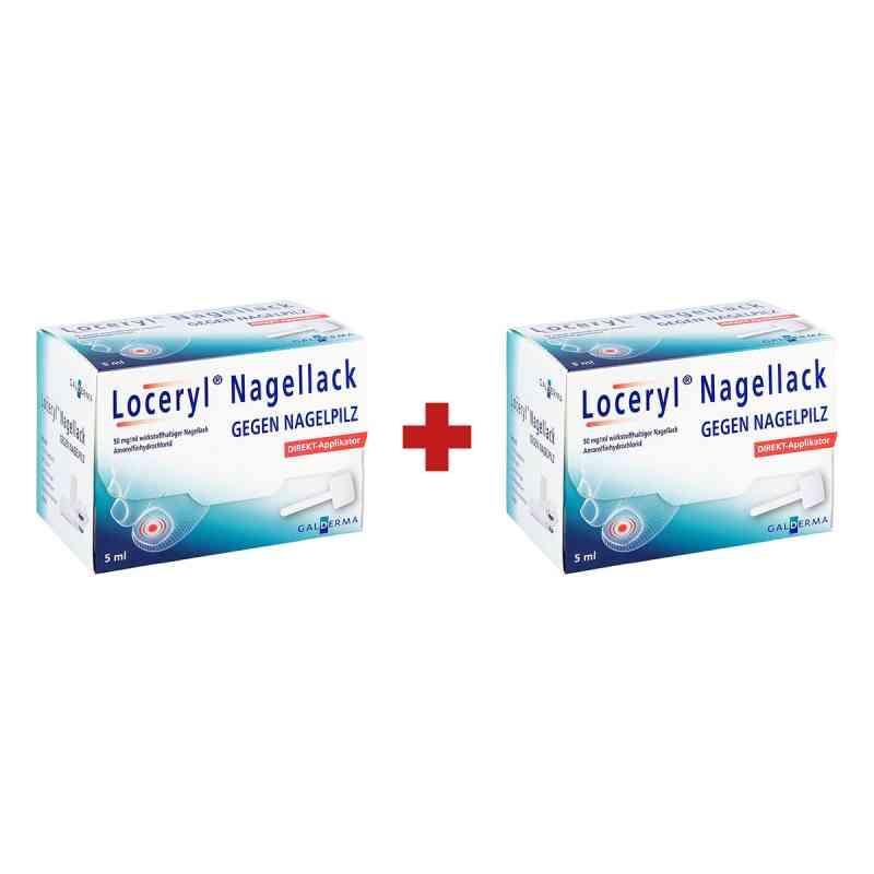 Loceryl gegen Nagelpilz 5ml  bei deutscheinternetapotheke.de bestellen