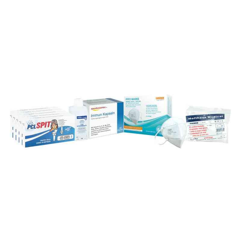 Corona Care Paket 5er Test  bei deutscheinternetapotheke.de bestellen