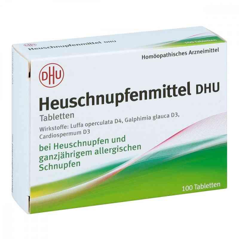 Heuschnupfenmittel Dhu Tabletten  bei deutscheinternetapotheke.de bestellen