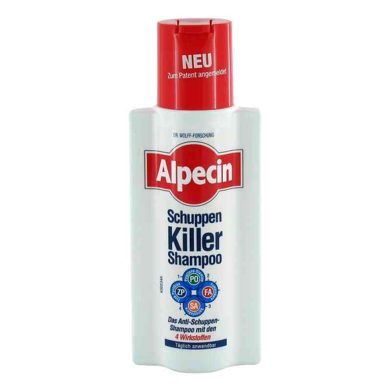 Alpecin Schuppen Killer Shampoo  bei deutscheinternetapotheke.de bestellen