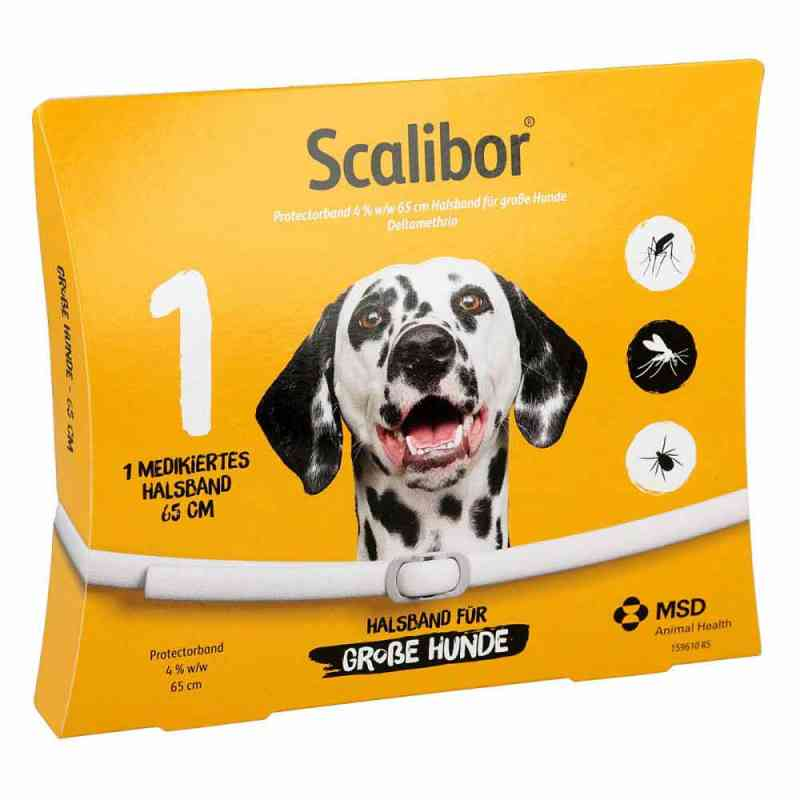Scalibor Protectorband 65 cm veterinär  bei deutscheinternetapotheke.de bestellen