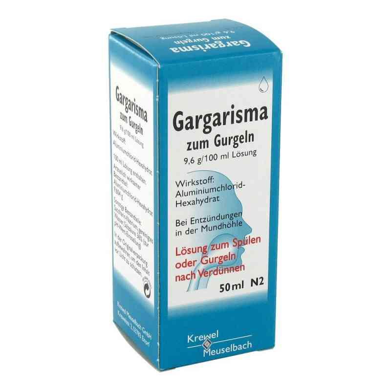 Gargarisma zum Gurgeln  bei deutscheinternetapotheke.de bestellen