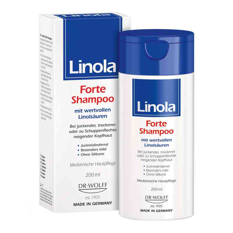 Linola Forte Shampoo  bei deutscheinternetapotheke.de bestellen