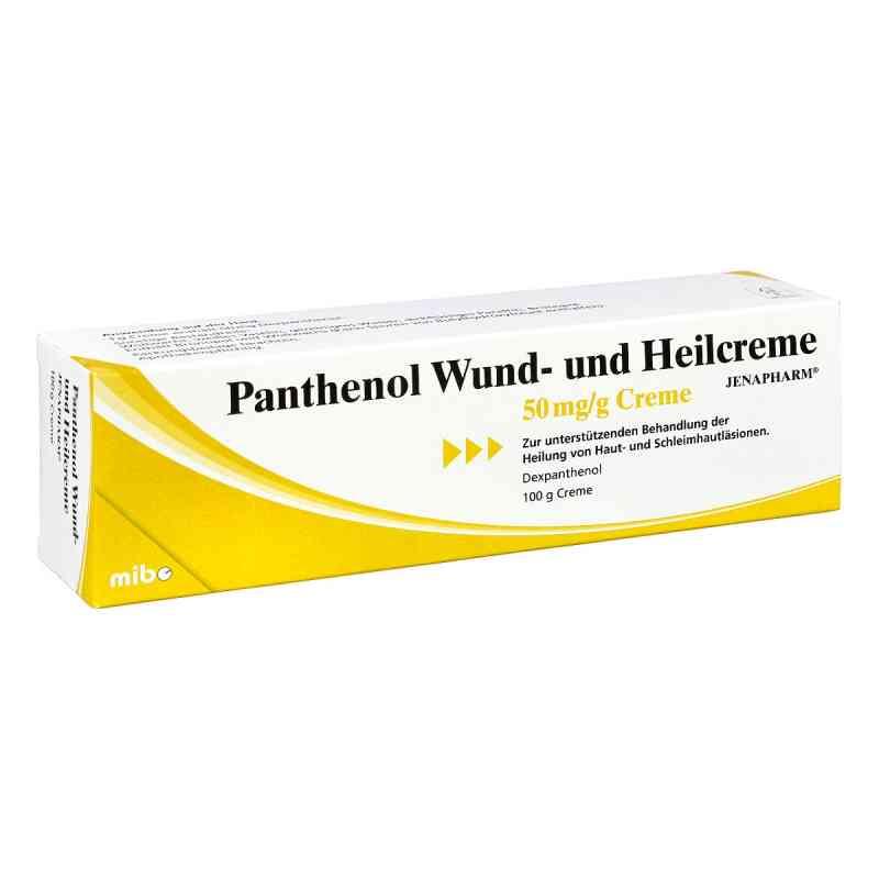 Panthenol Wund- und Heilcreme JENAPHARM 50mg/g  bei deutscheinternetapotheke.de bestellen