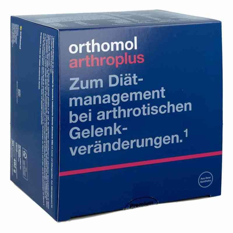 Orthomol arthroplus Granulat/Kapseln  bei deutscheinternetapotheke.de bestellen