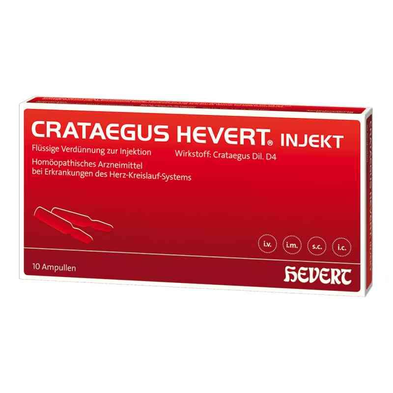 Crataegus Hevert injekt Ampullen  bei deutscheinternetapotheke.de bestellen