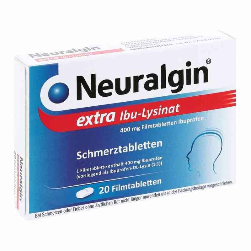 Neuralgin extra Ibu-Lysinat  bei deutscheinternetapotheke.de bestellen