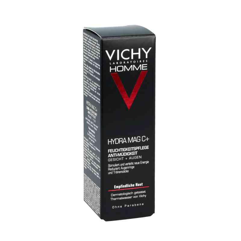 Vichy Homme Hydra Mag C + Creme  bei deutscheinternetapotheke.de bestellen