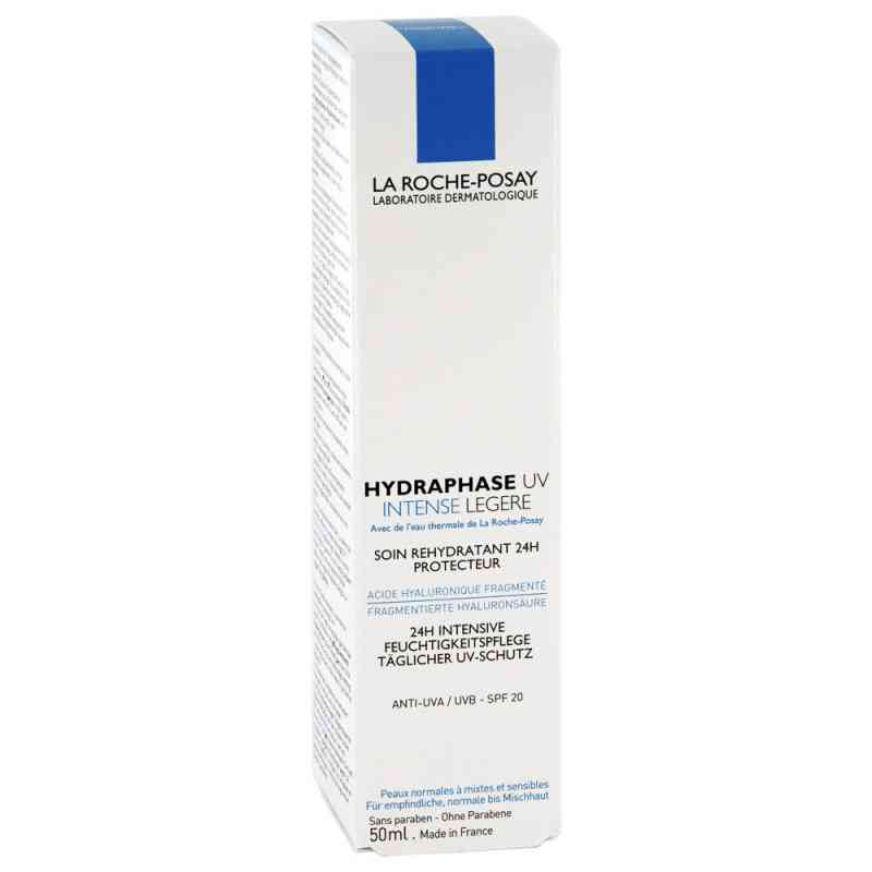 Roche Posay Hydraphase Uv Intense Creme leicht  bei deutscheinternetapotheke.de bestellen