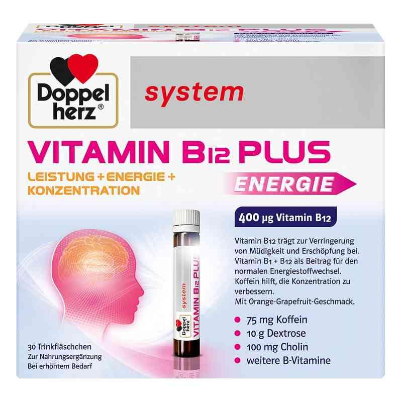 Doppelherz Vitamin B12 Plus system Trinkampullen  bei deutscheinternetapotheke.de bestellen