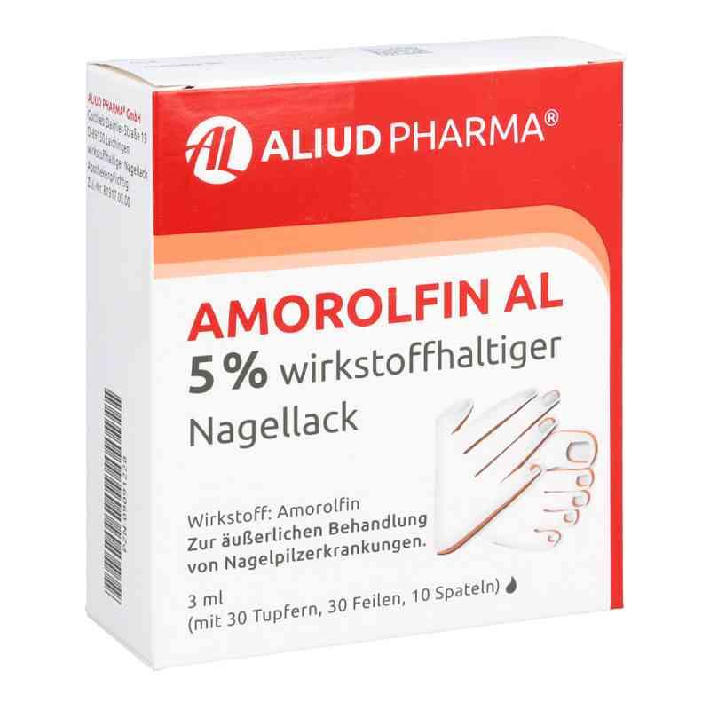 Amorolfin AL 5%  bei deutscheinternetapotheke.de bestellen