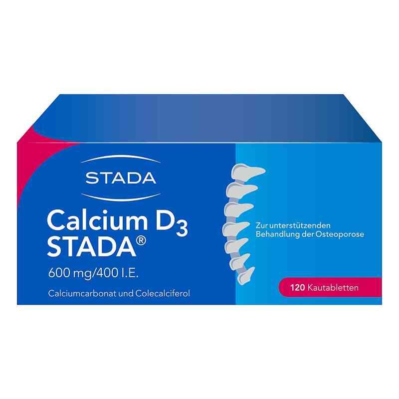Calcium D3 STADA 600mg/400 internationale Einheiten  bei deutscheinternetapotheke.de bestellen