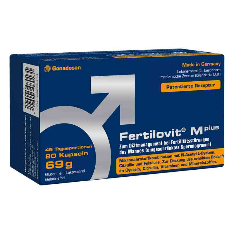 Fertilovit M Plus Kapseln  bei deutscheinternetapotheke.de bestellen