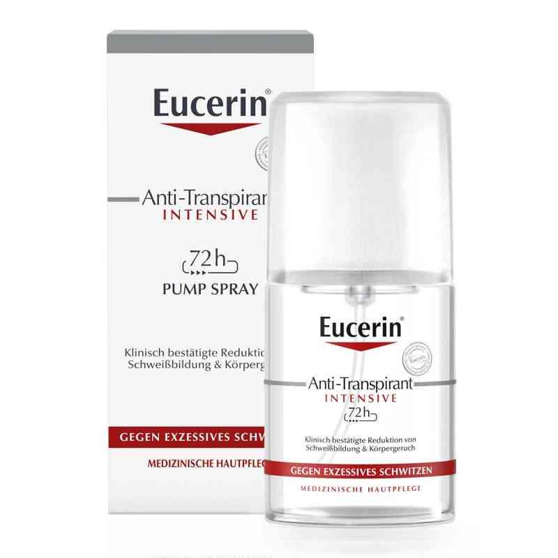 Eucerin Deodorant Antitranspirant Spray 72 h  bei deutscheinternetapotheke.de bestellen