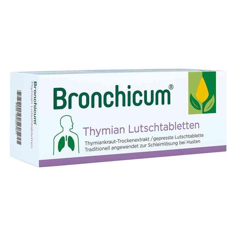 Bronchicum Thymian Lutschtabletten  bei deutscheinternetapotheke.de bestellen