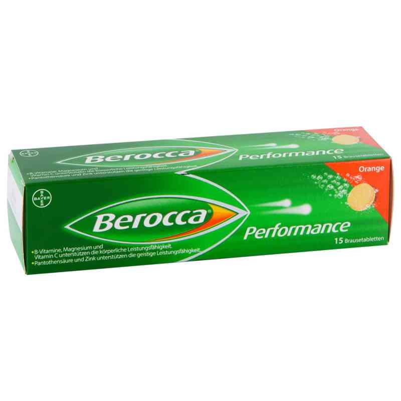 Berocca Performance Brausetabletten  bei deutscheinternetapotheke.de bestellen