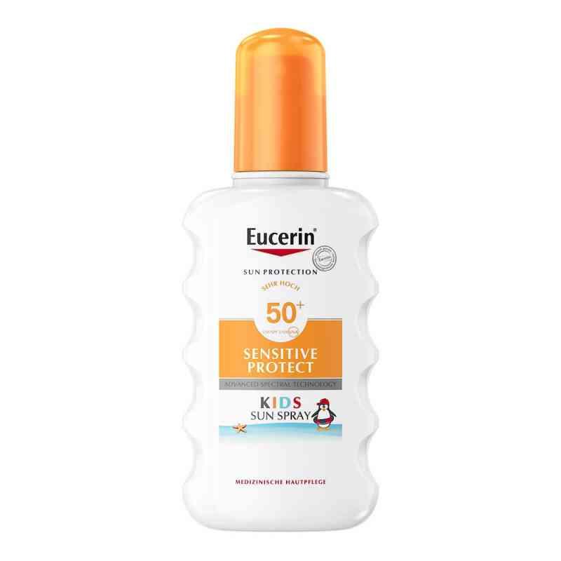 Eucerin Sun Sensitive Protect Kids Sun Spray LSF 50+  bei deutscheinternetapotheke.de bestellen