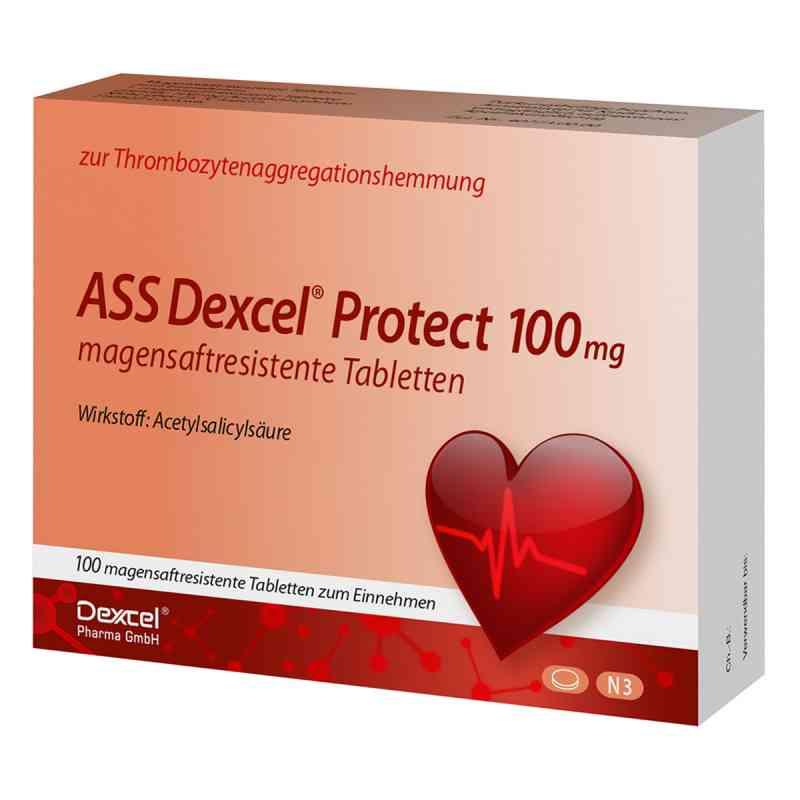 ASS Dexcel Protect 100mg  bei deutscheinternetapotheke.de bestellen