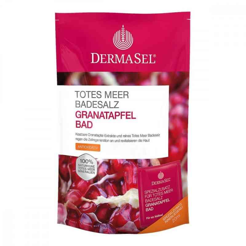 Dermasel Totes Meer Badesalz+granatapfel Spa  bei deutscheinternetapotheke.de bestellen