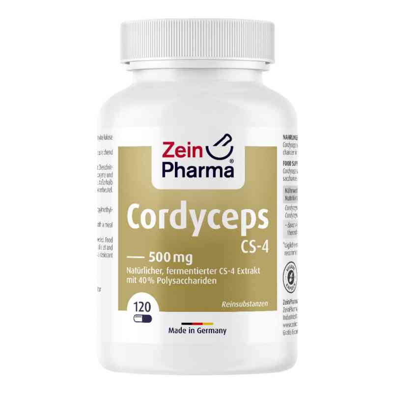 Cordeyceps Cs-4 Kapseln  bei deutscheinternetapotheke.de bestellen