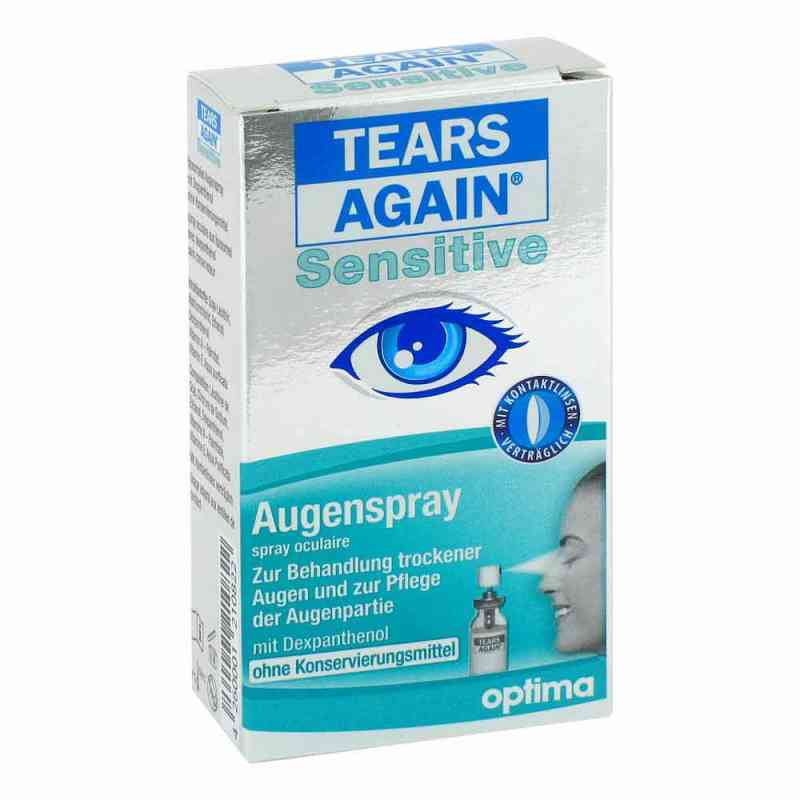 Tears Again Sensitive Augenspray  bei deutscheinternetapotheke.de bestellen