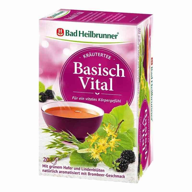 Bad Heilbrunner Kräutertee Basisch Vital  bei deutscheinternetapotheke.de bestellen