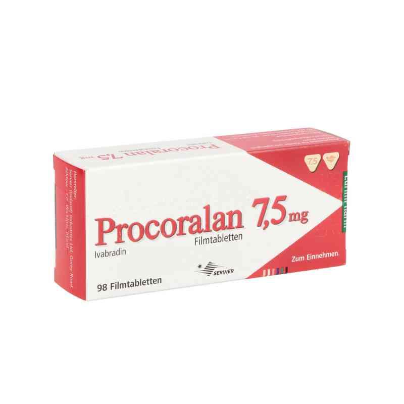 Procoralan 7,5 mg Filmtabletten  bei deutscheinternetapotheke.de bestellen