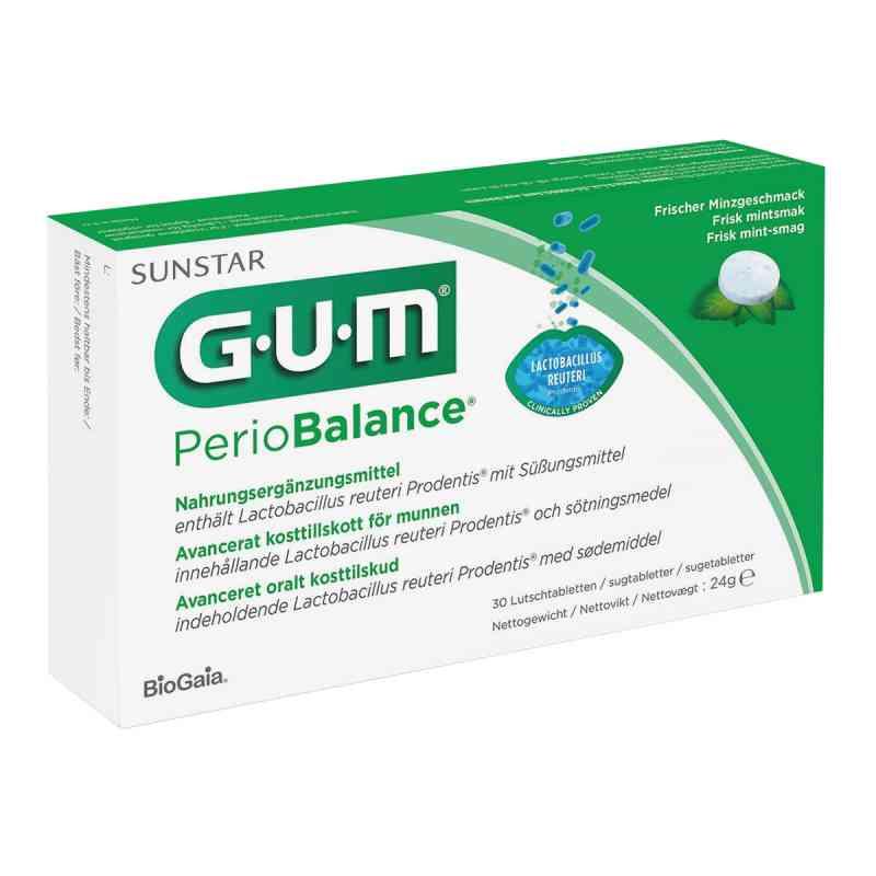 Gum Periobalance Lutschtabletten  bei deutscheinternetapotheke.de bestellen