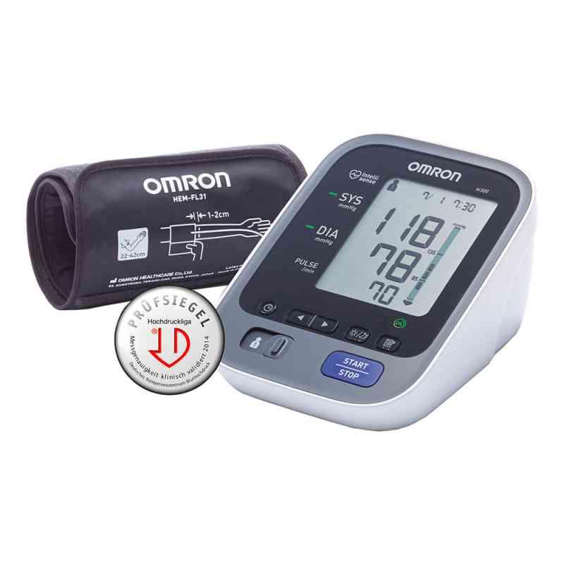 Omron M500 Oberarm Blutdruckmessgerät Hem-7321-d  bei deutscheinternetapotheke.de bestellen