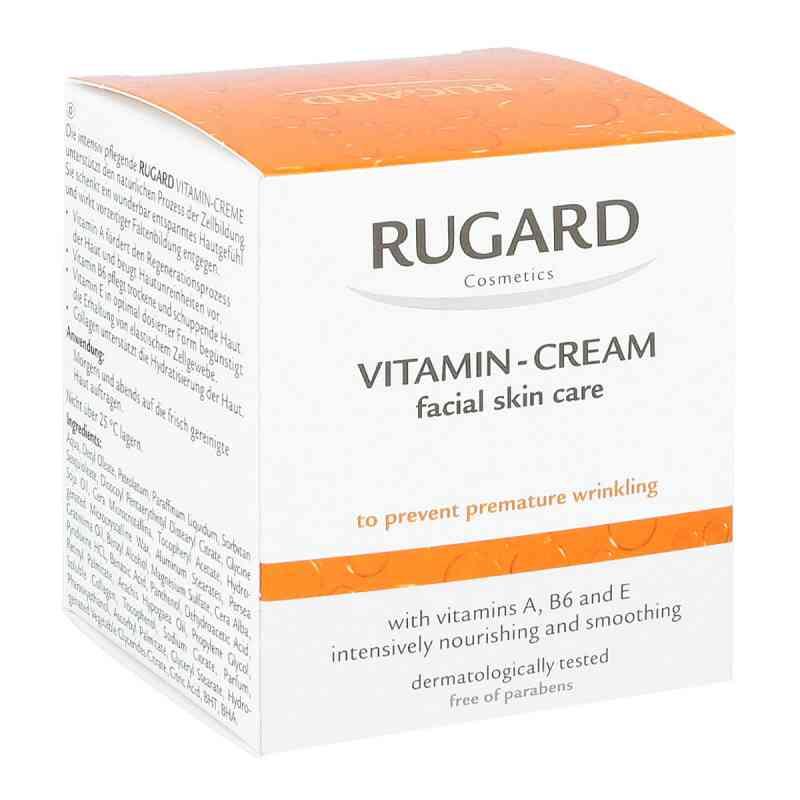 Rugard Vitamin Creme Gesichtspflege  bei deutscheinternetapotheke.de bestellen