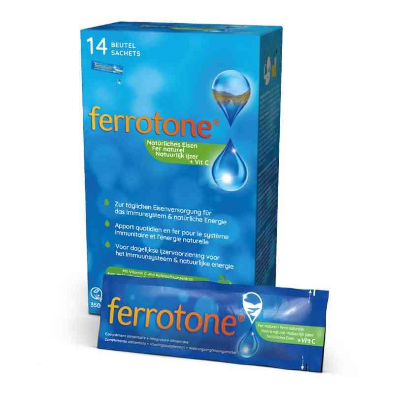 Ferrotone Eisen mit Apfelkonzentrat und Vitamin C  bei deutscheinternetapotheke.de bestellen