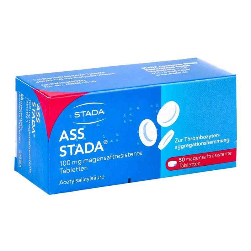 Ass Stada 100 mg magensaftresistente Tabletten  bei deutscheinternetapotheke.de bestellen