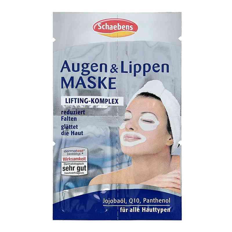Augen & Lippen Maske  bei deutscheinternetapotheke.de bestellen