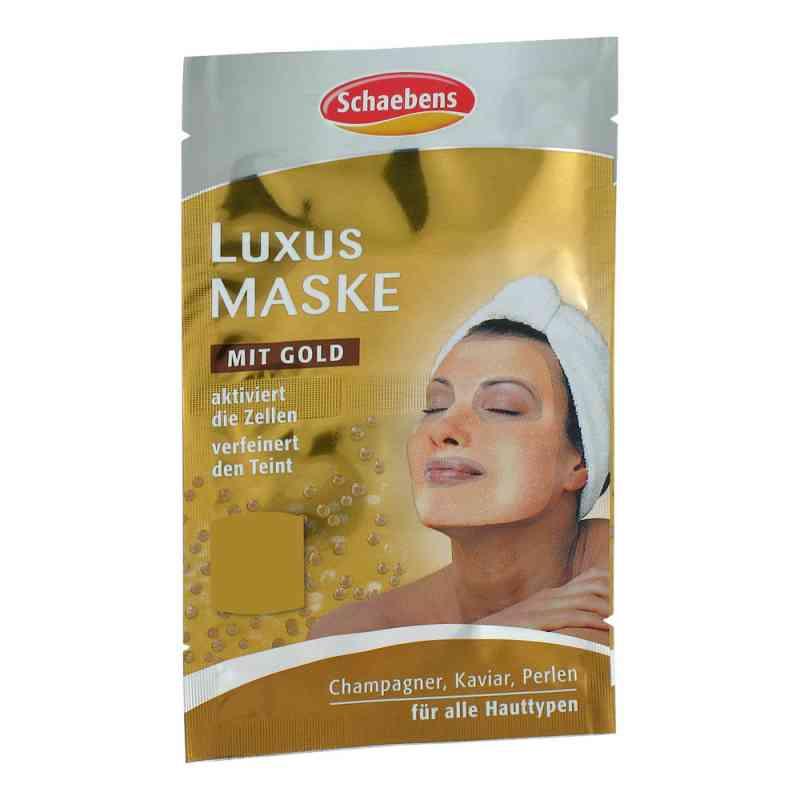 Schaebens Luxus Maske mit Gold  bei deutscheinternetapotheke.de bestellen