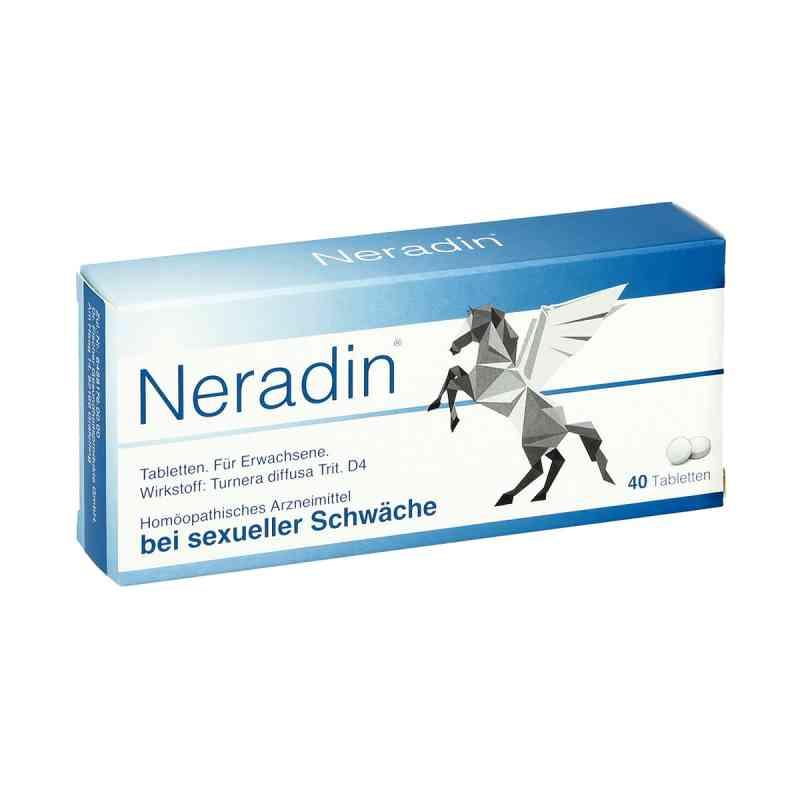 Neradin Tabletten  bei deutscheinternetapotheke.de bestellen