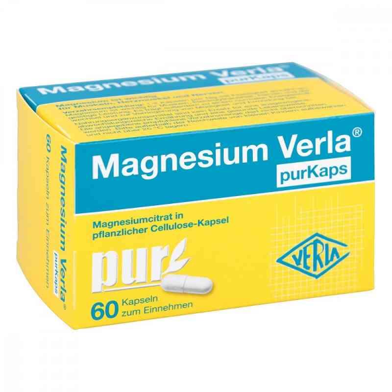 Magnesium Verla purKaps vegane Kapseln zum Einnehmen   bei deutscheinternetapotheke.de bestellen