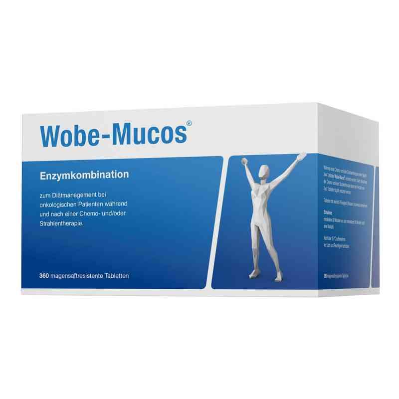Wobe-mucos magensaftresistente Tabletten  bei deutscheinternetapotheke.de bestellen
