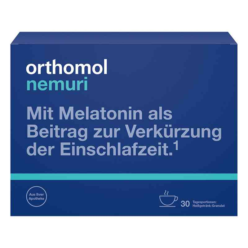 Orthomol Nemuri Granulat  bei deutscheinternetapotheke.de bestellen