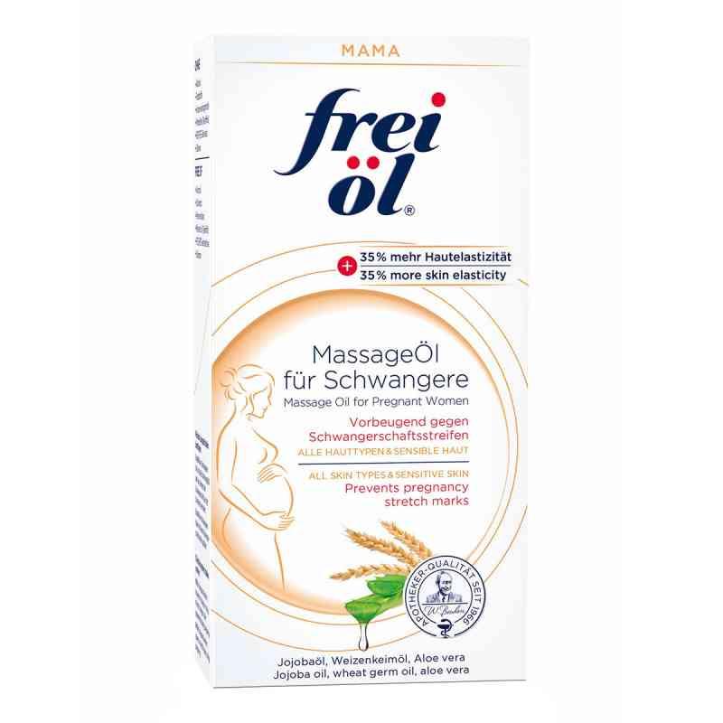 Frei öl Massageöl für Schwangere  bei deutscheinternetapotheke.de bestellen