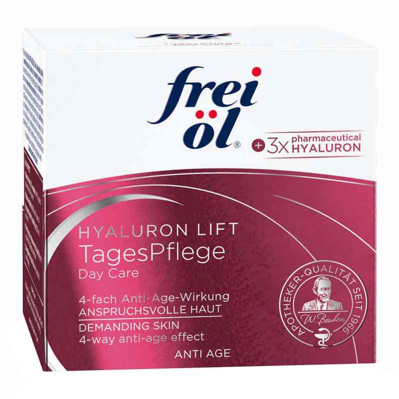 Frei öl Anti-age Hyaluron Lift Tagespflege  bei deutscheinternetapotheke.de bestellen
