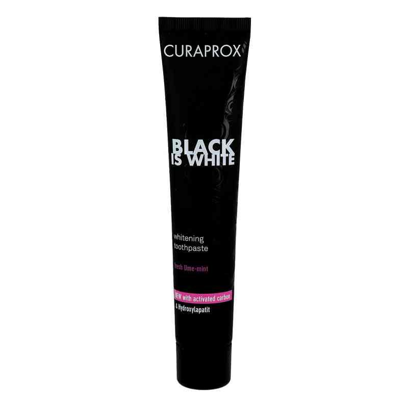 Curaprox Black is White Kohlezahnpasta  bei deutscheinternetapotheke.de bestellen