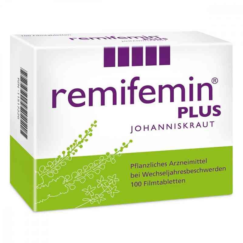 Remifemin plus Johanniskraut Filmtabletten  bei deutscheinternetapotheke.de bestellen