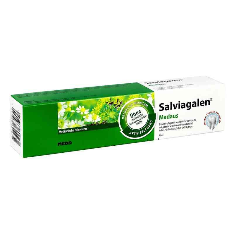 Salviagalen medius Zahncreme Madaus  bei deutscheinternetapotheke.de bestellen