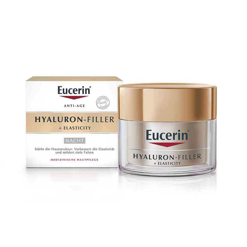 Eucerin Anti-age Elasticity+filler Nachtcreme  bei deutscheinternetapotheke.de bestellen