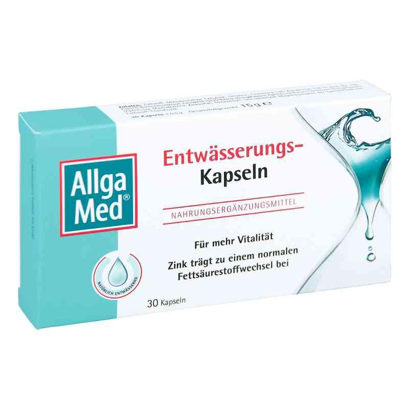 Allga Med Entwässerungs-kapseln  bei deutscheinternetapotheke.de bestellen